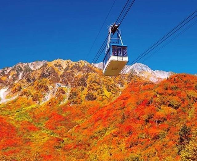 画像: 立山ロープウェー