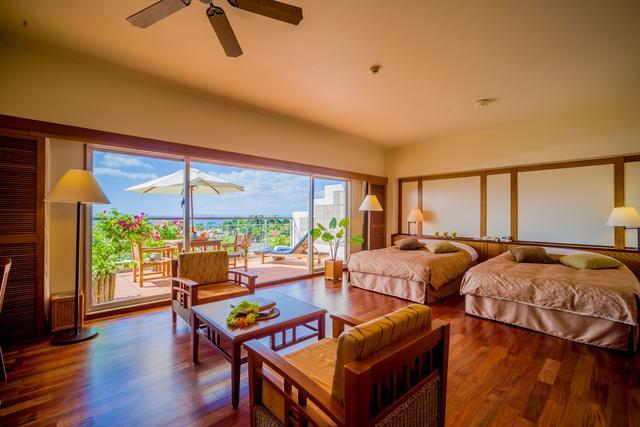 画像3: 【国内旅行・沖縄】カヌチャベイホテル&ヴィラズで南国のクリスマス体験♪冬の沖縄もおすすめです