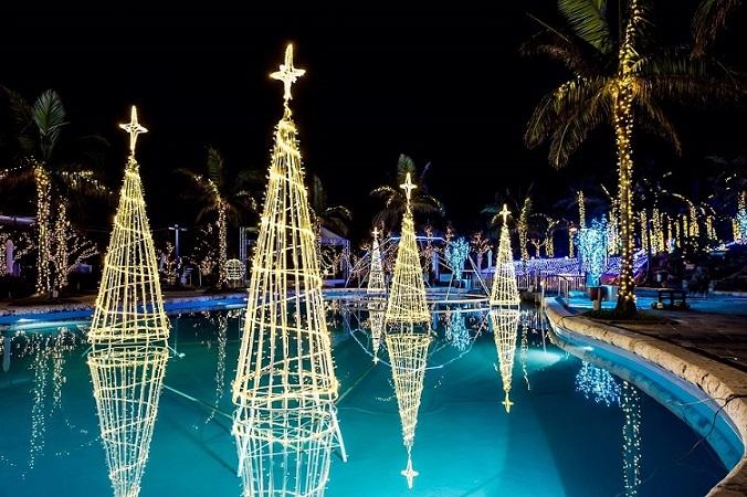 画像: 【33071】『憧れのリゾートホテルで過ごす 沖縄名所と南国のクリスマスイルミネーション 3日間』 コース情報 2日目夕食はディナークルーズ 12月だけの限定企画|クラブツーリズム