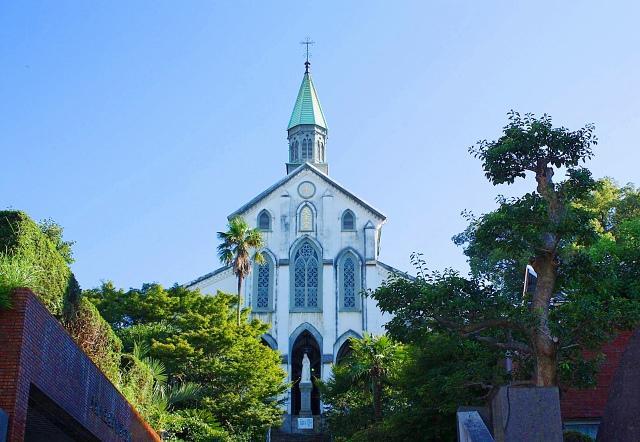 画像: 大浦天主堂(写真提供:九州旅ネット) www.welcomekyushu.jp