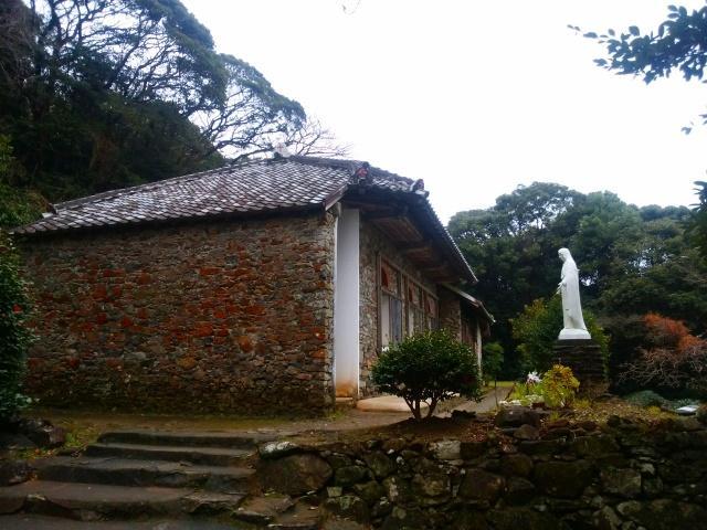 画像: 大野教会堂(富田撮影)