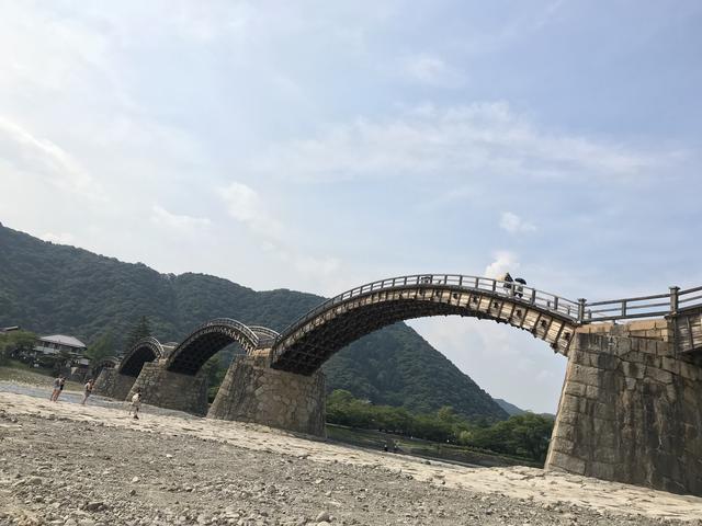 画像: 錦帯橋