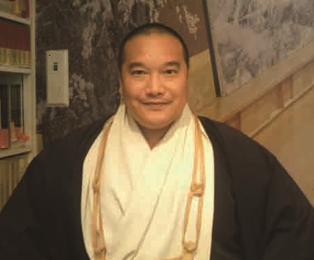 画像: 福岡宥璋師 お経の迫力がすばらしく元気をもらえます