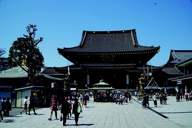 画像: 「厄除けのお大師さま」として親しまれる、川崎大師平間寺 さまざまな災厄をことごとく消し去っていただけます