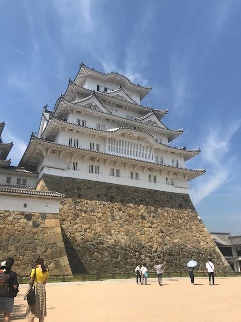 画像: 姫路城