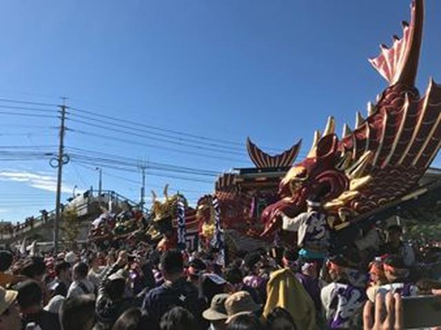 画像2: 「唐津くんち」と「佐賀インターナショナルバルーンフェスタ」の添乗に行ってきました!