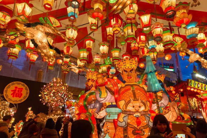画像: 第6回 長崎孔子廟・中国伝統芸貸切鑑賞とランタンフェスティバル クラブツーリズム