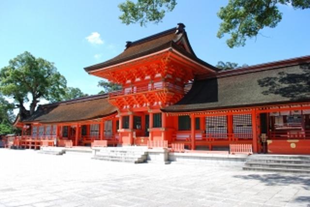 画像: 宇佐神宮(写真提供:九州観光推進機構)
