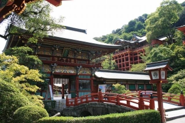 画像: 祐徳稲荷神社(写真提供:九州観光推進機構)