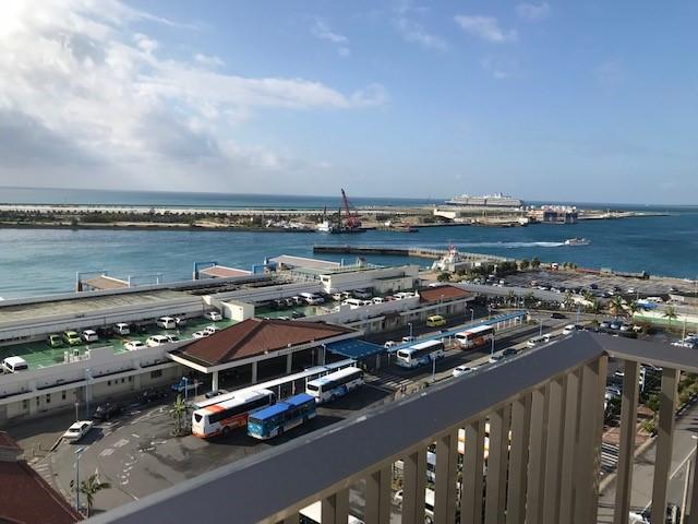 画像: 石垣港ターミナル
