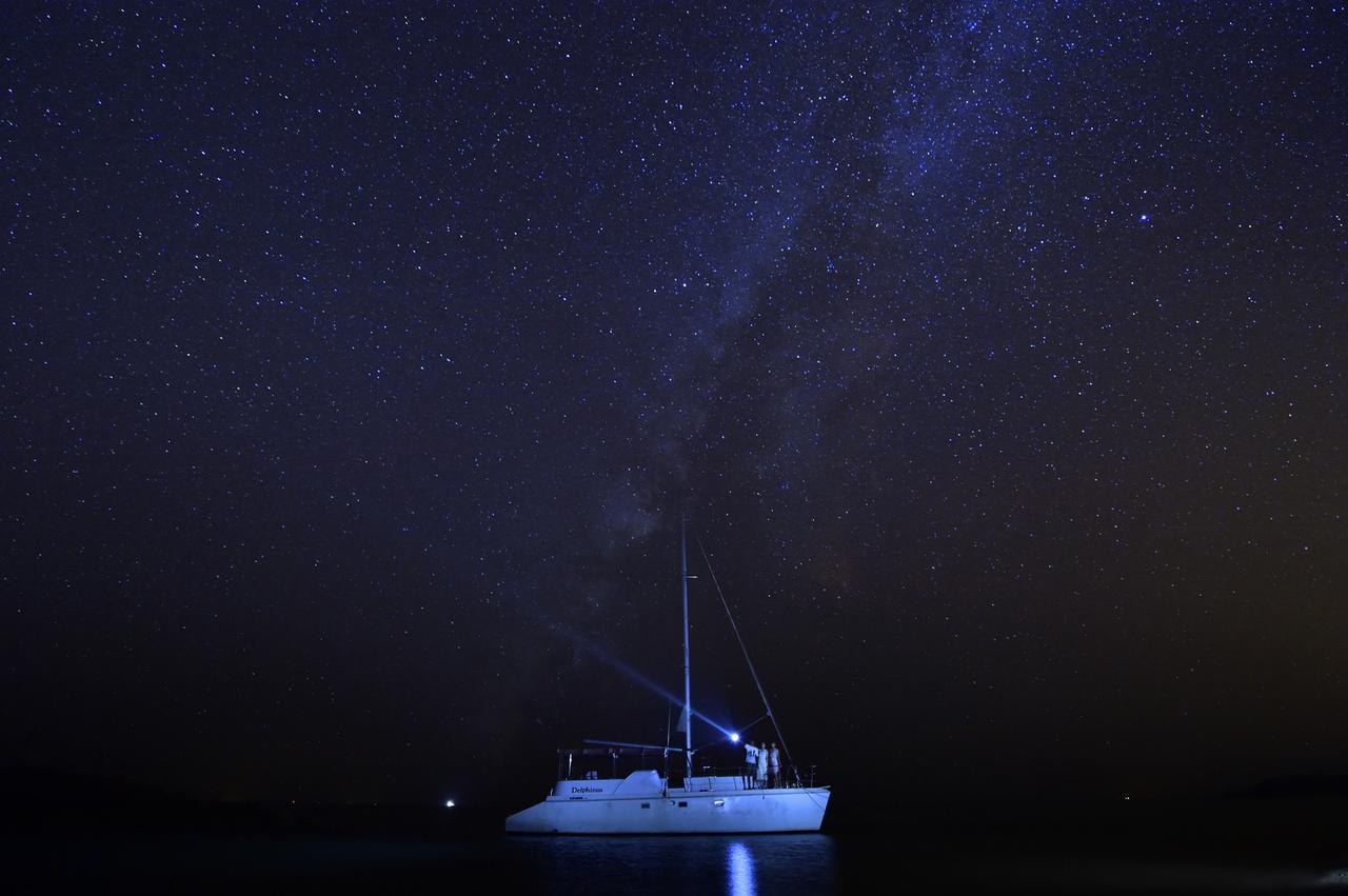 画像: 八重山諸島の星空(イメージ)