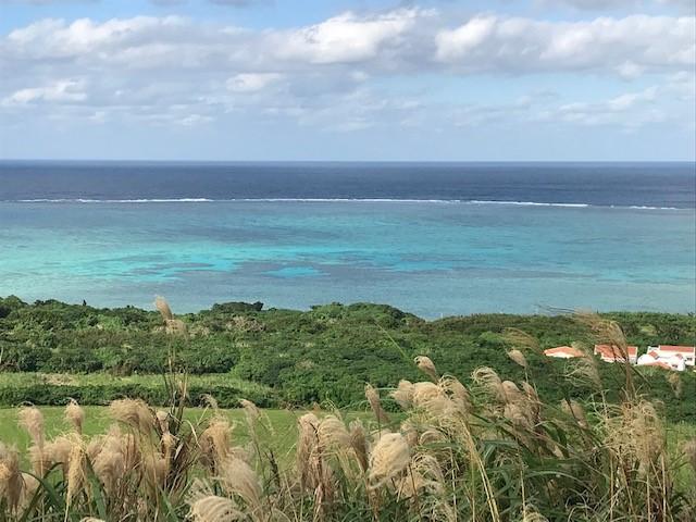 画像: 小浜島からの景色