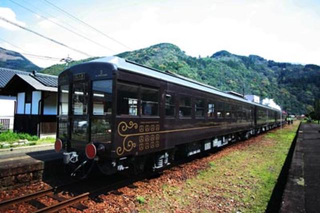 画像: 50系客車・外観(イメージ・写真提供:JR九州)