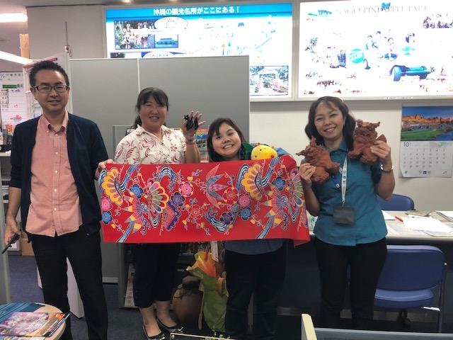 画像: 近畿日本ツーリスト沖縄様。「添乗員を通して、皆様に沖縄の魅力をお届けします!」