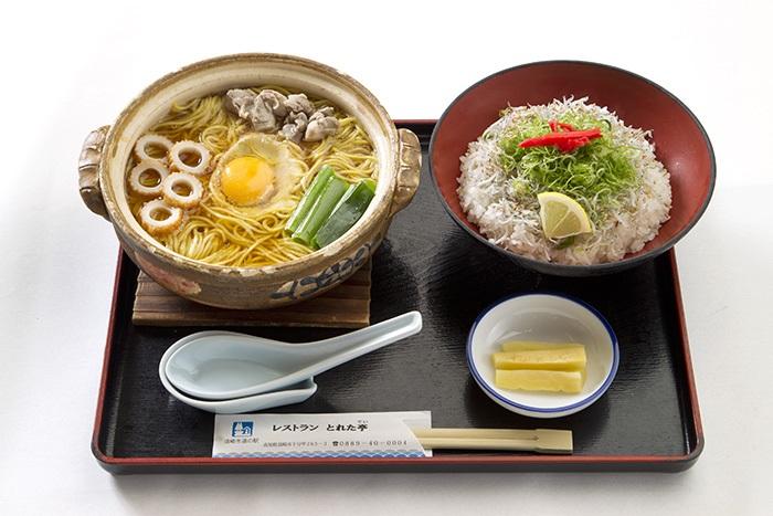 画像: 須崎のB級グルメ・鍋焼きラーメン(イメージ)