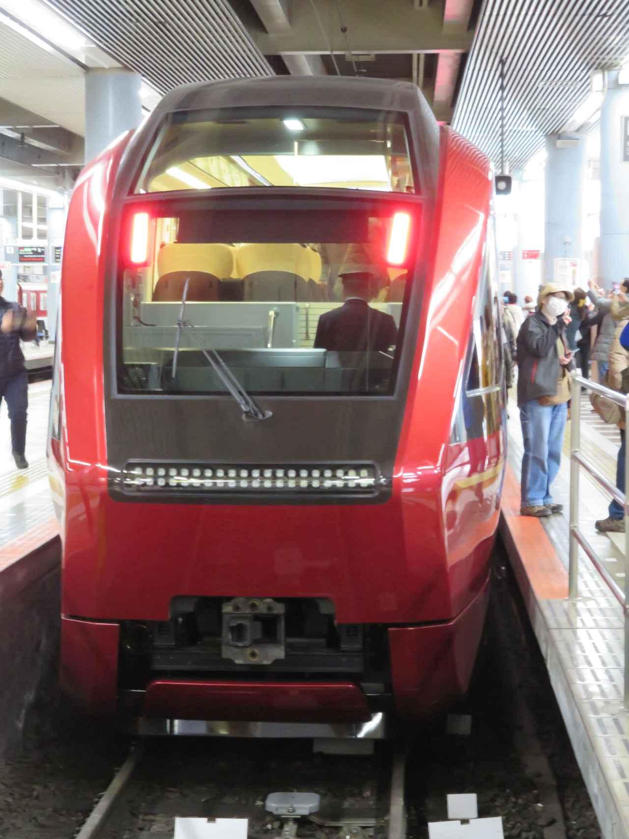画像: (近鉄新型名阪特急「ひのとり」・イメージ/櫻井撮影)※今回のツアーでは乗車しません。