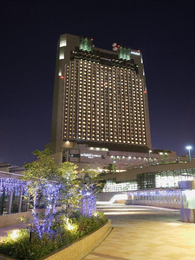 画像: スイスホテル南海大阪外観(イメージ)