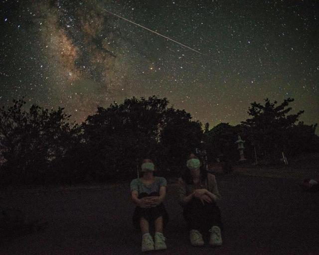 画像: 和歌山大学講師の特別流星群講座と星空専門ガイドの解説付き 街明かりの少ないみなべでペルセウス流星群観賞2日間|クラブツーリズム