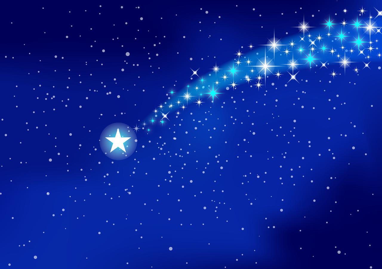 画像: そもそも流星群とは・・?