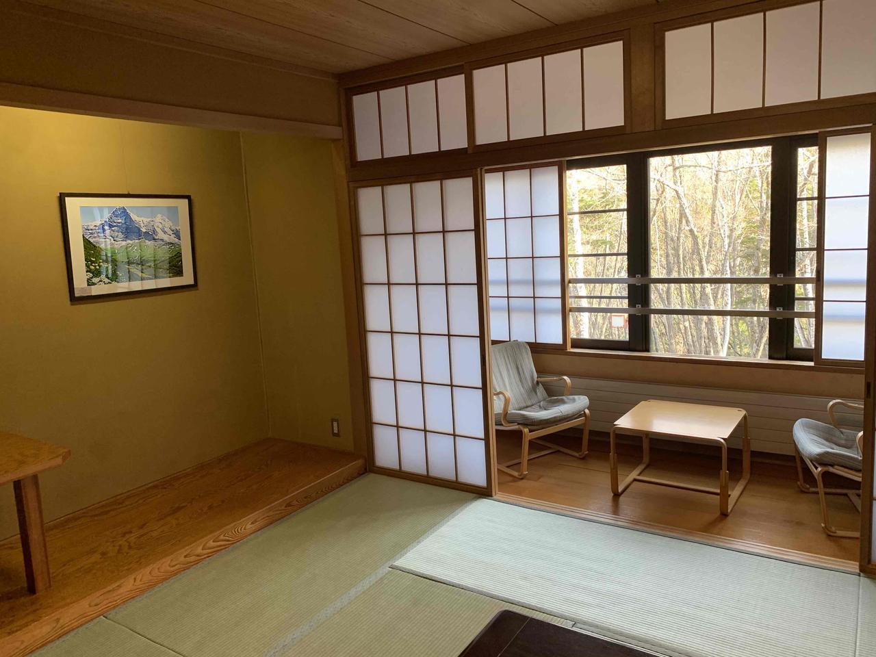 画像: 部屋の一例