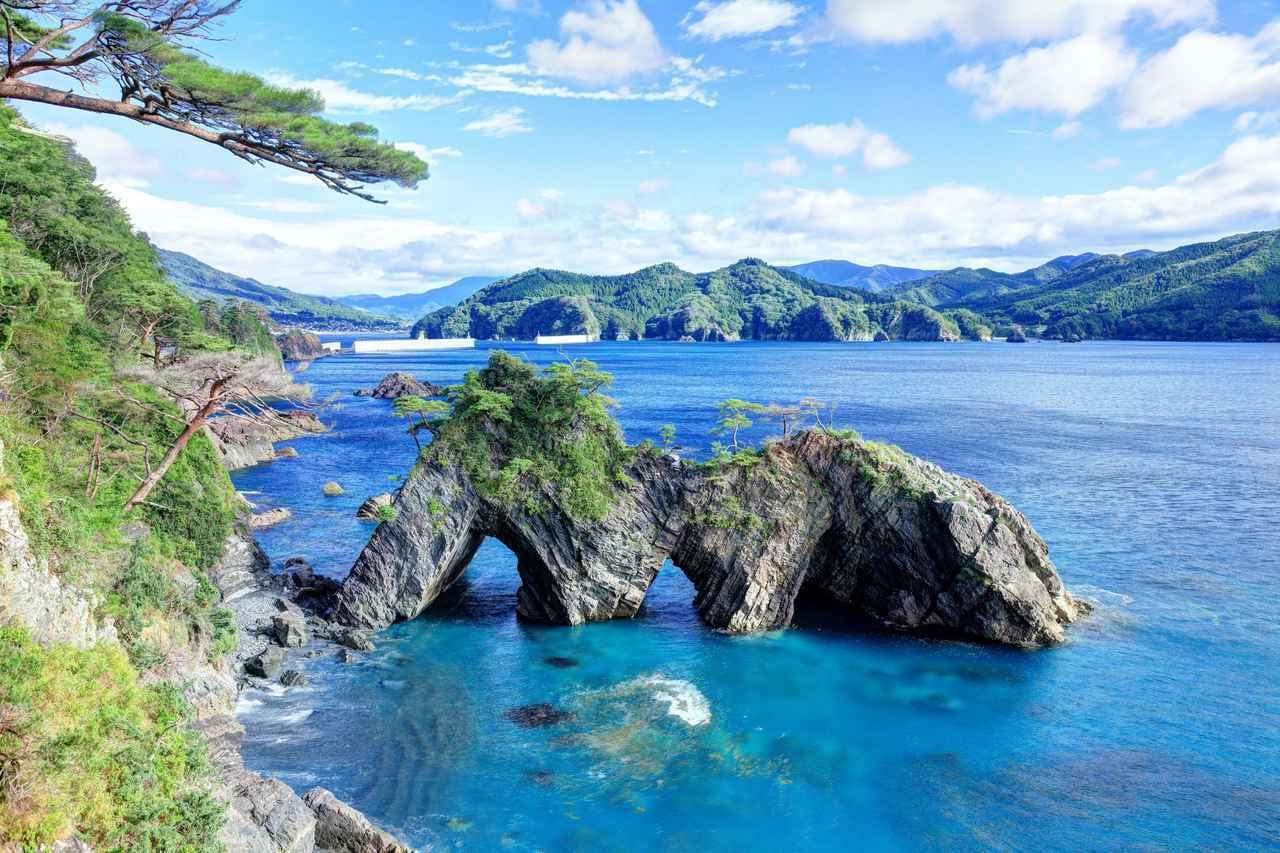 画像: 碁石海岸