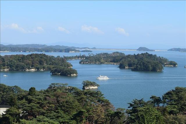 画像: 松島湾の島々(宮城県)お客様写真 大西 勝様:愛媛県在住