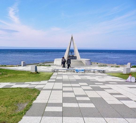 画像: 日本最北端の地碑「宗谷岬」(写真はイメージ)