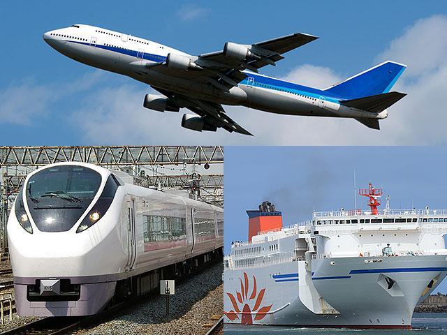 画像: 茨城県内発着 飛行機・列車・船の旅・ツアー│クラブツーリズム