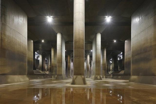 画像: まるで地下神殿!地底の異世界へ!「首都圏外郭放水路」見学|クラブツーリズム