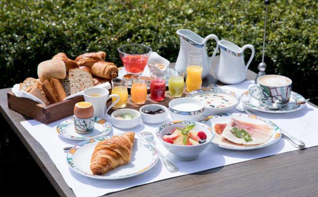 画像: 北野ホテル 世界一の朝食のイメージ