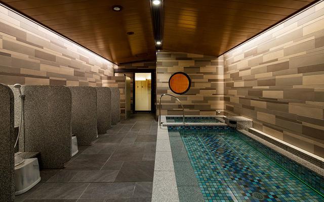 画像: ホテルモントレ神戸の大浴場のイメージ