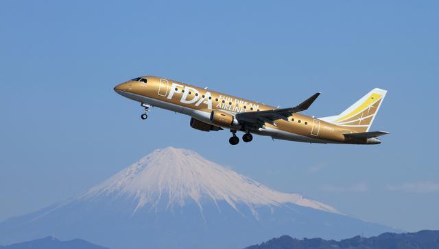 画像: 富士山遊覧チャーターフライトのイメージ