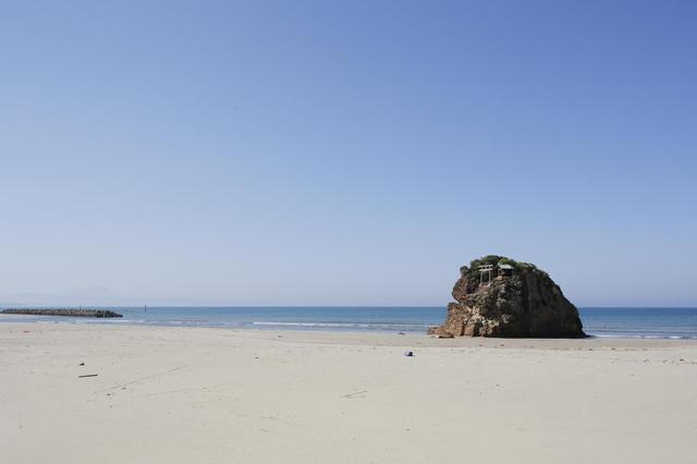 画像: 稲佐の浜