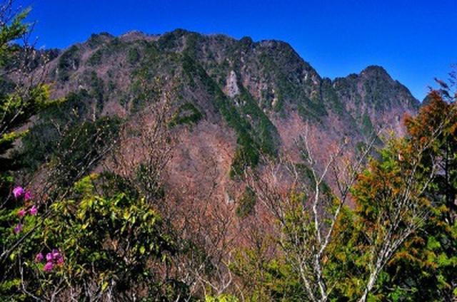 画像: 両神山(イメージ)