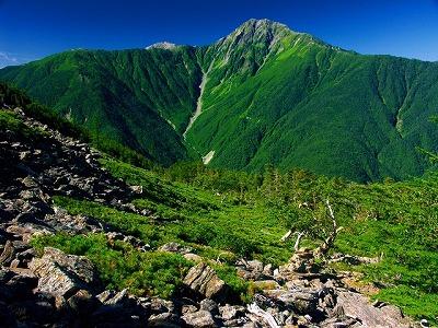 画像: <登山中級B>『天空の稜線をあるく 北岳・間ノ岳4日間』【福岡空港出発】|クラブツーリズム