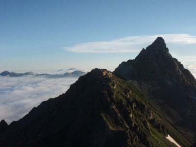 画像: <登山中級B!>『日本のマッターホルン・槍ヶ岳4日間』【福岡空港出発】|クラブツーリズム