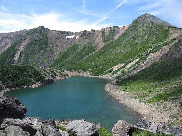 画像: 御嶽山・三ノ池(イメージ)