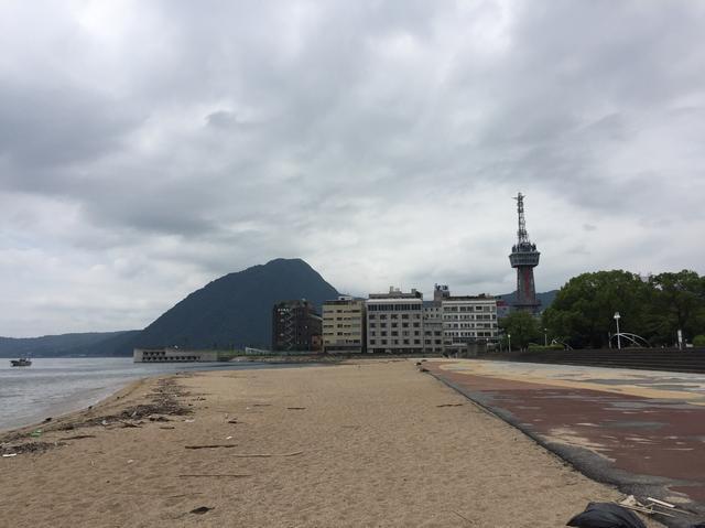 画像: SPAビーチ。下見をした日はあいにくの曇りでした。(イメージ)