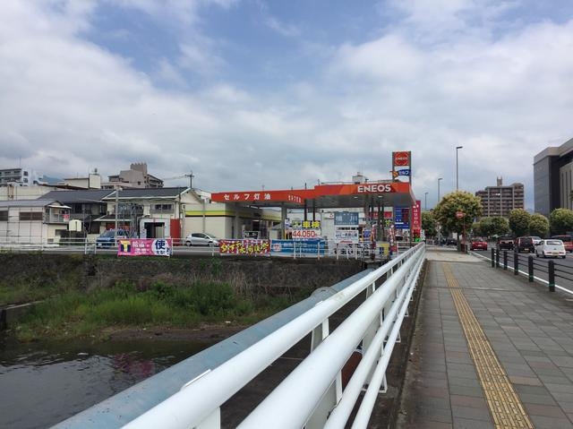 画像: 国道を離れて境川を歩きます(イメージ)