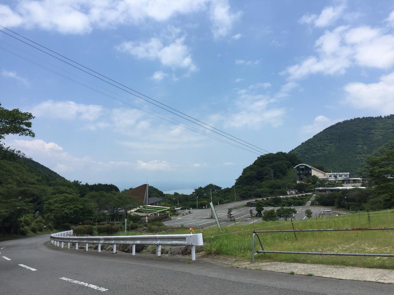 画像: 別府ロープウェーの駅(イメージ)