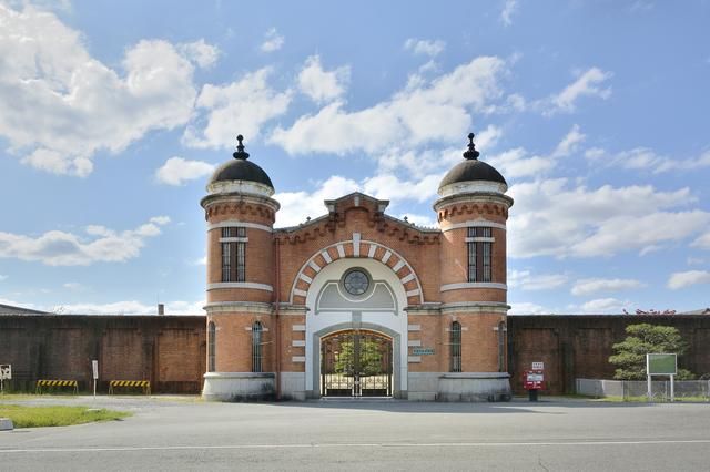 画像: 美しいロマネスク建築の旧奈良監獄(イメージ)