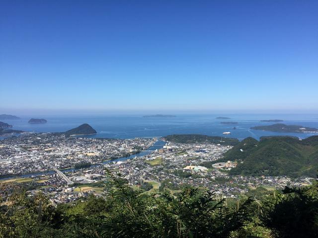 画像: 頂上からの景色(イメージ)