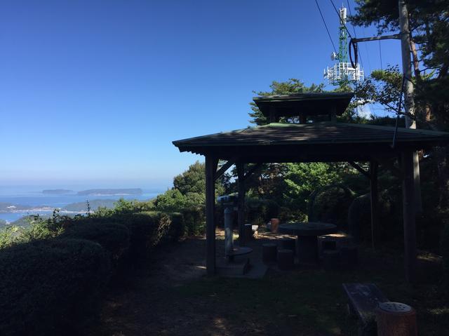 画像: 田床山山頂(イメージ)