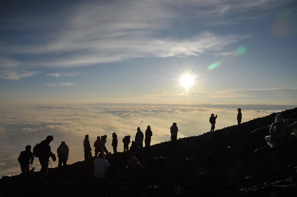 画像: <登山中級A>『標高3776m!日本一の標高・憧れの頂「富士山」登頂 3日間』【博多駅出発/小倉駅乗車可能】 クラブツーリズム