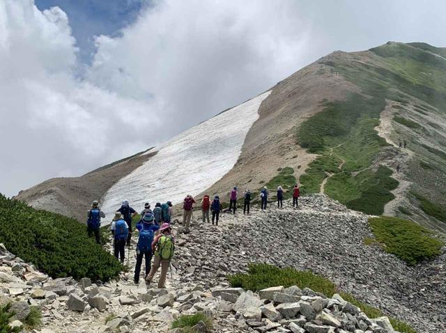画像: 【旅あそび/九州発テーマ あるく・カルチャー】秋から始める登山教室最終回・「白馬岳」登山ツアーに行ってまいりました! - クラブログ ~スタッフブログ~|クラブツーリズム