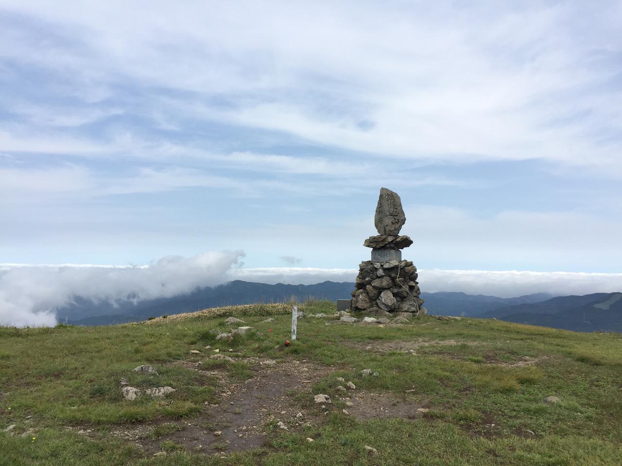画像: 天山山頂(イメージ)