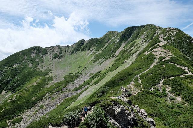 画像: 仙丈ヶ岳のカール(イメージ)