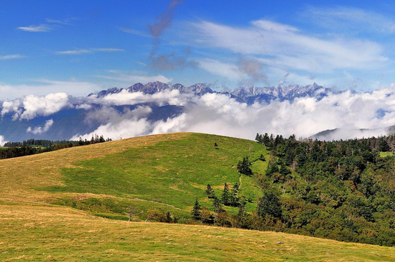 画像: 北アルプスの山々も見渡せます(イメージ)