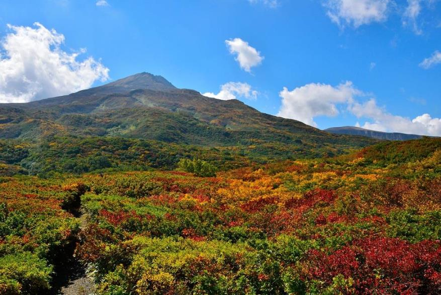 画像: <登山中級B!>『12名限定 出羽富士「鳥海山」と日本海の絶景「月山」紅葉登山 3日間』【福岡空港出発】<GoToトラベル事業支援対象/12名以下>|クラブツーリズム