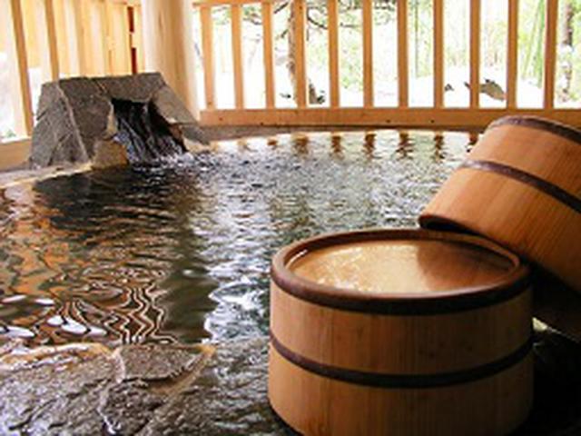 画像: 下山後は入浴でスッキリしましょう(イメージ)